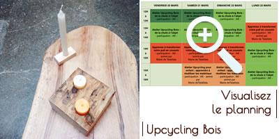 Planning des ateliers - Vivre autrement, le salon éthique et bio