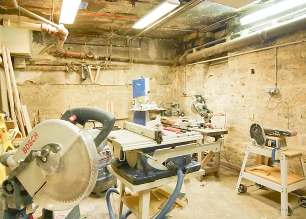 Atelier libre service