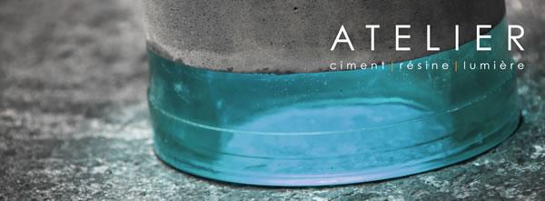 Atelier Ciment, Résine, Lumière - L'Établisienne
