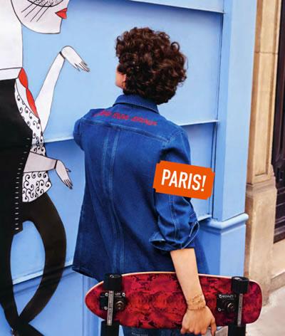 Exposition Paris, au Bon Marché