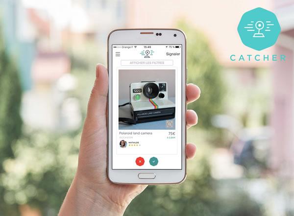 Catcher App