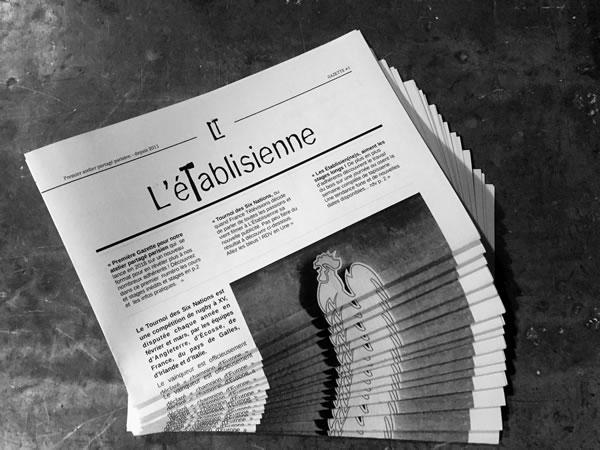 La Gazette de l'Établisienne