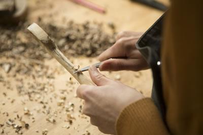 Atelier Sculpture sur bois