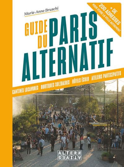 Guide du Paris Alternatif