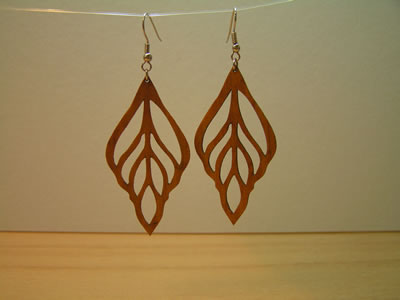 Fabriquez vos bijoux en bois