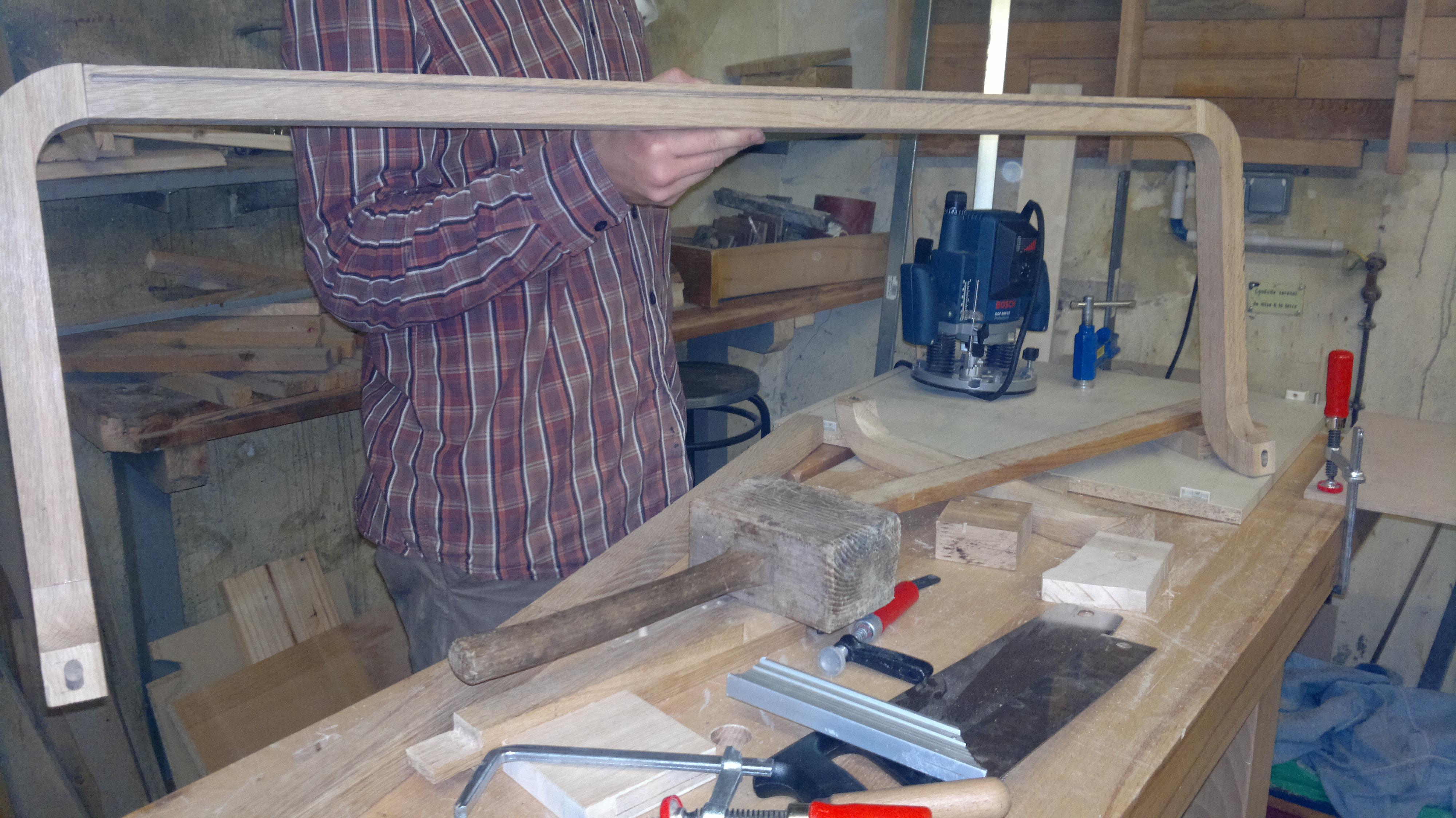 Atelier accompagn fabrication de meuble ou d 39 objet en bois l 39 ta - Fabrication objet en bois ...