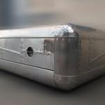 table paris zinc