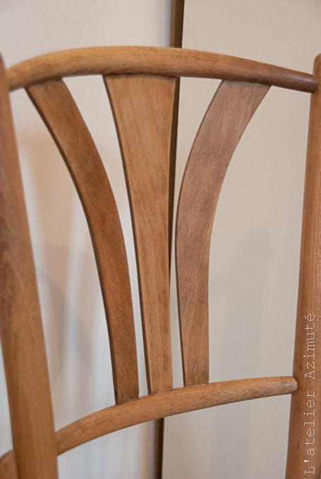 restauration de chaises bistrot la r v lation l 39 atelier azimut l tablisienne paris. Black Bedroom Furniture Sets. Home Design Ideas