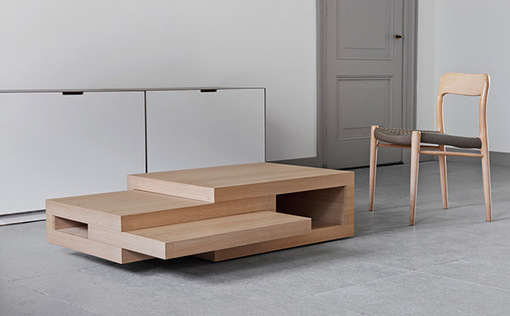 REK Coffee Table By Reinier De Jong Yanko Design L