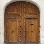 Porte  Rue Portefoin