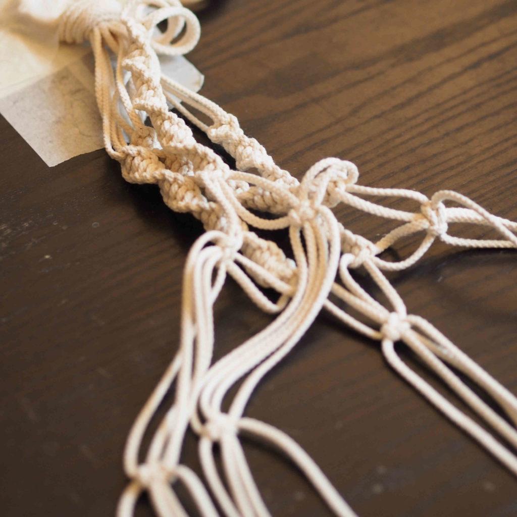 Corde de coton
