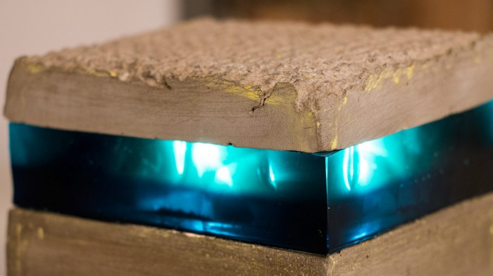 Workshop Create A Cement And Resin Lamp L Etablisienne