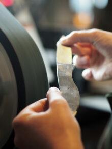 Atelier pour fabriquer son couteau