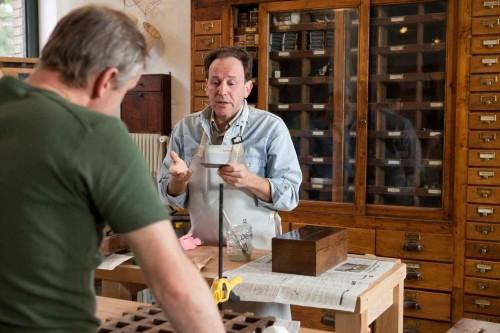 Atelier Accompagné avec Bernard Desportes