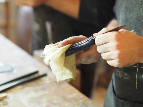 Stage Fabrication de Couteau Paris
