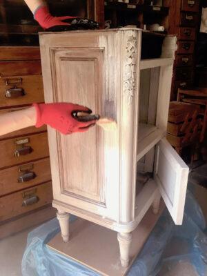 Cours de relooking de meubles