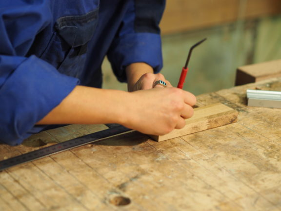 Reconversion dans les métiers du bois