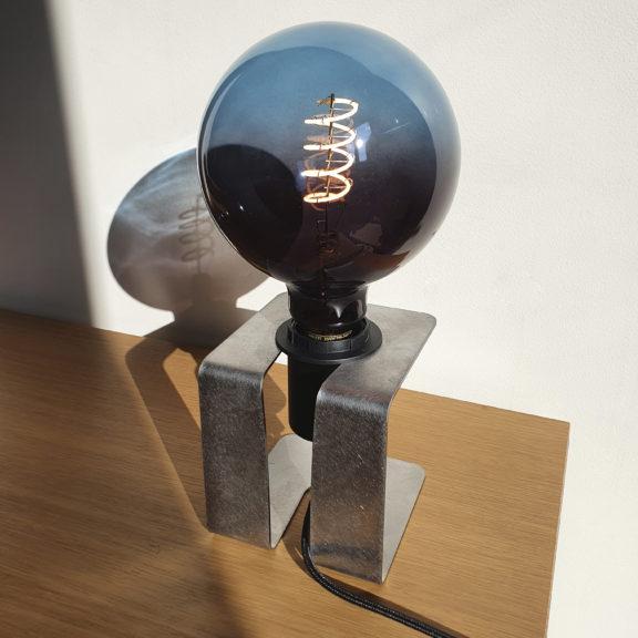 Montage d'une lampe